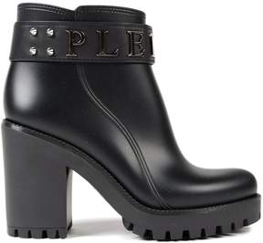 Philipp Plein Gummy Boots Calla