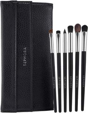 SEPHORA COLLECTION Eye Opening Eye Contour Tutorial Brush Set