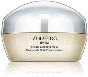 Shiseido Women's Ibuki Beauty Sleeping Mask