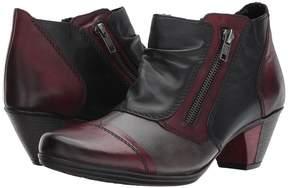 Rieker D1280 Annemarie 80 Women's Zip Boots