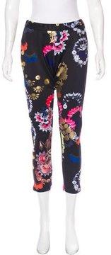 Cynthia Rowley High-Rise Floral Print Leggings w/ Tags