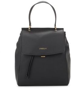Anita Leather Backpack