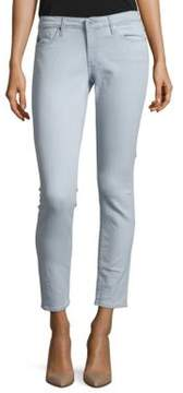AG Adriano Goldschmied Cotton-Blend Ankle-Length Jeans