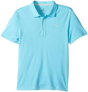 Puma Kids Essential Pounce Polo Boy's Short Sleeve Pullover