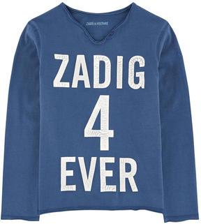 Zadig & Voltaire Logo T-shirt