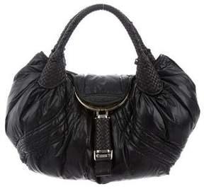 Moncler x Fendi Nylon Spy Bag