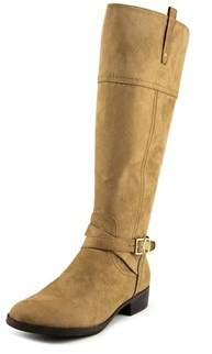 Liz Claiborne Palermo W Round Toe Synthetic Knee High Boot.