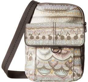 Sakroots Wynnie Small Flap Messenger Messenger Bags