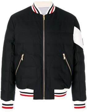 Moncler Gamme Bleu bomber jacket