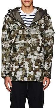 Public School Men's Ziggy Spray-Paint-Camouflage Jacket