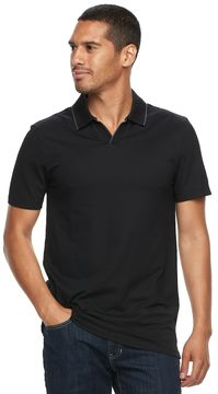 Apt. 9 Men's Flex Stretch Pique Notch-Collar Polo