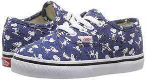 Vans Kids Authentic x Peanuts (Infant/Toddler)