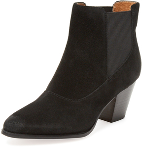 Corso Como Women's Cobleskill Leather Ankle Bootie