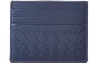 Bottega Veneta Intrecciato Vn Leather Card Case