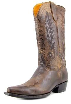 Old Gringo Nevada 13 Pointed Toe Leather Western Boot.