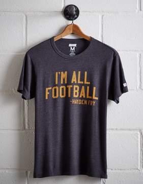 Tailgate Men's Iowa I'm All Football T-Shirt