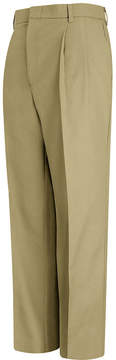 JCPenney Red Kap Pleated Twill Pants