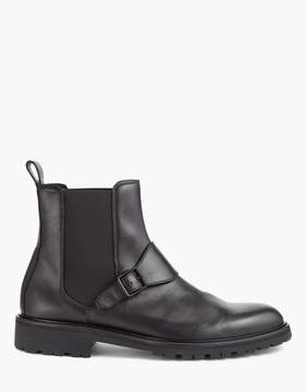 Belstaff Plaistow Boots Man Black