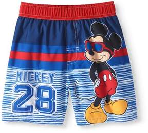 Trunks Mickey Mouse Toddler Boys' Swim
