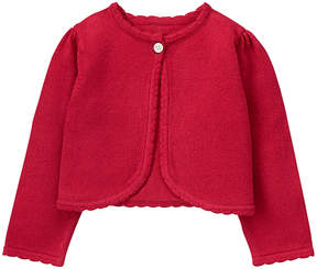 Gymboree Maroon Cardigan - Infant