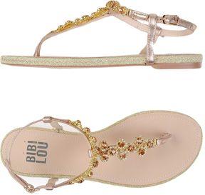 Bibi Lou Toe strap sandals