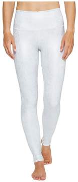 Alo High Waist Airbrushed Leggings Women's Casual Pants