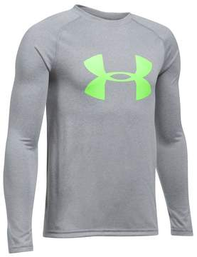 Under Armour Boys 8-20 Big Logo Tee
