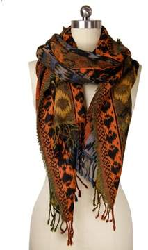 Saachi Women's Fall Multi Scarf.