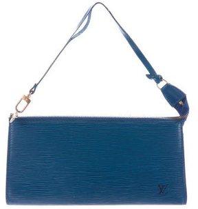 Louis Vuitton Epi Pochette Accessoires - BLUE - STYLE