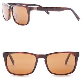 John Varvatos Collection 56mm Square Sunglasses