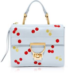 Coccinelle Arlettis Leather Mini Bag W/Cherry