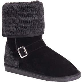 Muk Luks Chelsea Sweater Boot (Women's)