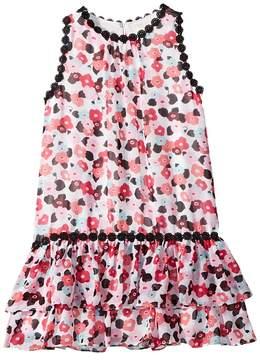 Kate Spade Kids Blooming Floral Dress Girl's Dress