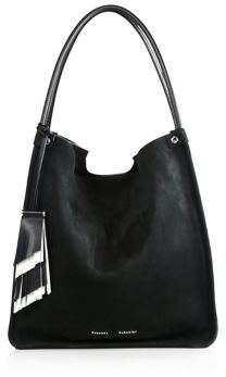 Proenza Schouler Nubuck Leather Tote
