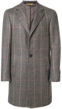 Canali tweed coat