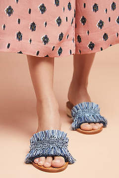 Soludos x Anthropologie Panarea City Sandals