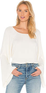 Elizabeth and James Reagan Wide Sleeve Top