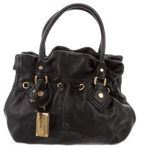 Marc by Marc Jacobs Leather Drawstring Satchel