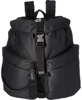 Emporio Armani Leather Backpack Backpack Bags