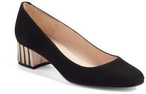 LK Bennett Women's Maisy Embellished Heel Pump