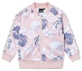 Hummel Pink/ Purple Ida Zip Jacket