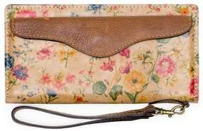 Patricia Nash Prairie Rose Collection Valentia Wristlet
