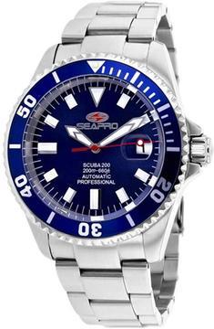 Seapro SP4312 Men's Scuba 200 Watch