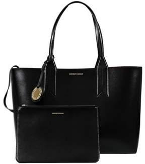 Emporio Armani Y3d081 Yh15a 88058 Black Tote Handbag.