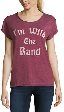 Freeze With The Band Tee - Juniors