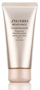 Shiseido Benefiance WrinkleResist24 Protective Hand Revitalizer SPF 15/2.6 oz.