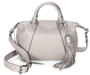 Rebecca Minkoff Small Isobel Top Handle Bag - GREY - STYLE