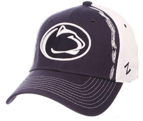 Zephyr Penn State Nittany Lions Pattern Pipe Stretch Cap