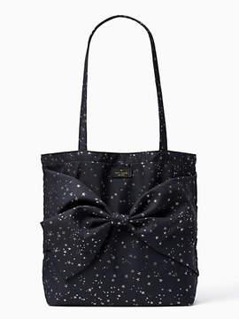 Kate Spade On purpose starry night fabric tote - STARRY NIGHT - STYLE