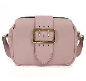 Burberry Shoulder Bag - DUSTY PINK - STYLE